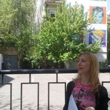 Екскурсія по стріт-арту Києва 6.05.2017, фото