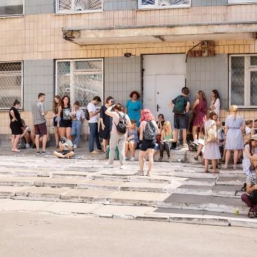 Street-art tour in Kyiv 06.05.2017, photos