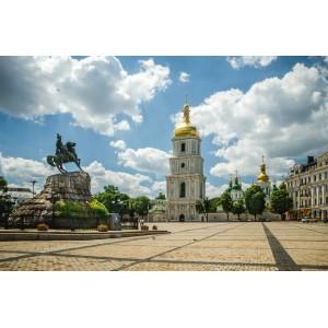 Оглядова пішохідна екскурсія по Києву